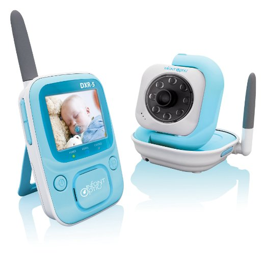 A video monitor for baby